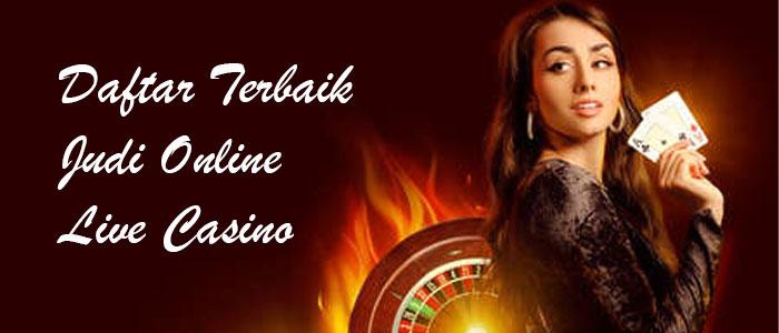 Pilihan Permainan Judi Casino Online Terfavorit